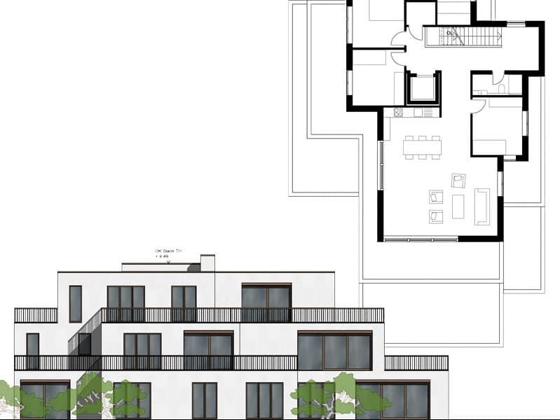 projekte architekten hubschmitz in l beck und z rich. Black Bedroom Furniture Sets. Home Design Ideas
